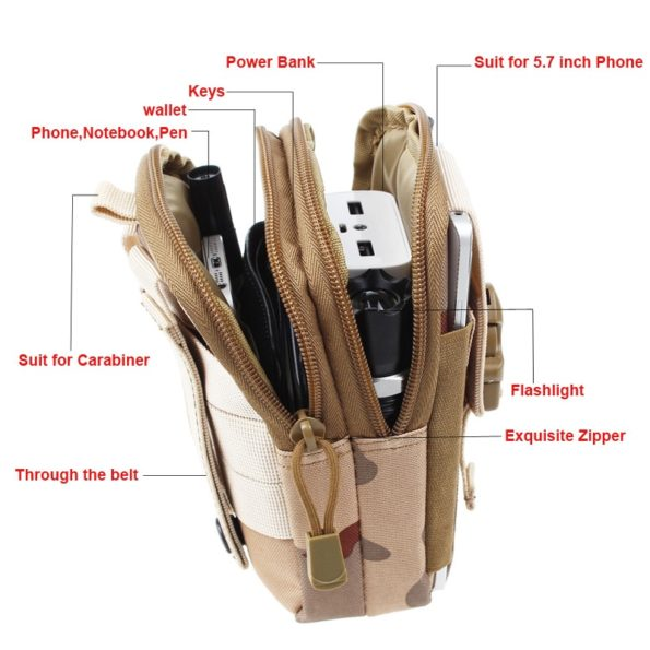 Tactical Belt Bag 1
