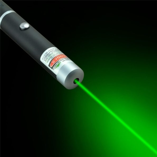 5mW Laser Point High Power 650nm green 532nm blue-violet 405nm Laser Point Pen Adjustable Burning Match Without Battery 1