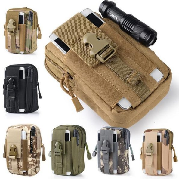 Tactical Belt Bag