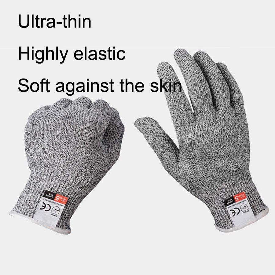 Steal Wire Protective Mesh Gloves 2