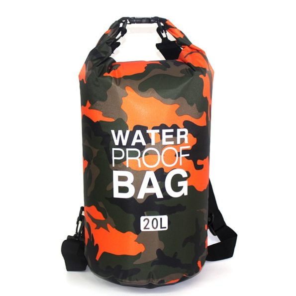 Waterproof Camouflage Dry Bag 2/5/10L 1