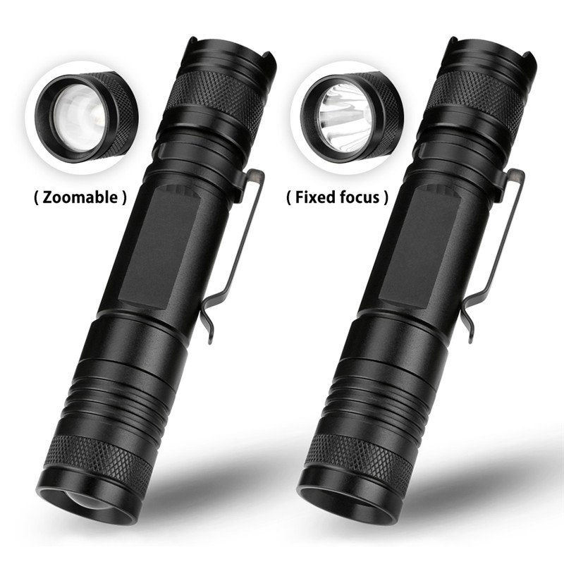 Mini Flashlights USB Rechargeable