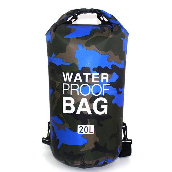 Waterproof Camouflage Dry Bag 2/5/10L