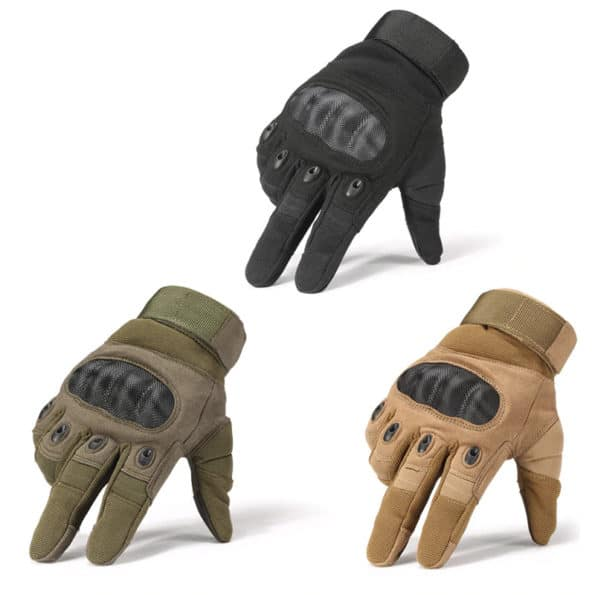 military tactical gloves 3 colors